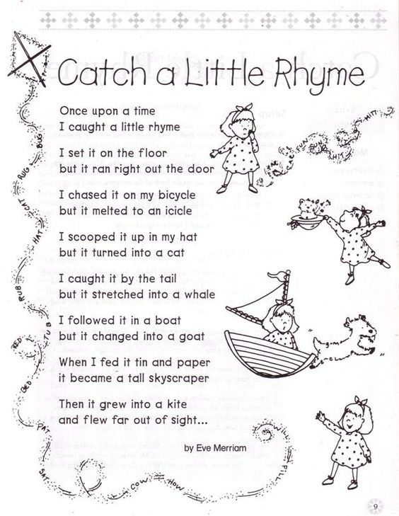 Worksheets Water Poems That Rhyme water poems that rhyme laptuoso 17 best images about speech fest rhyming intermediate