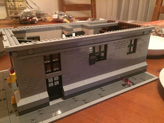 Master stroke by Lego to introduce these brick bricks a few years ago massive improvement #lego #legocity #legotown #legocreator #toystagram #instatoy #collection #legocollection #afol #brickfan #legomania #legofan #customlego #legominifigure #legominifigures #minifigure #legofigures #moc #legomoc #bricknetwork #legocommunity #legostagram #photography #awesome #fun #cool #instalego #legoghostbusters #legogbhq by presidentbusiness