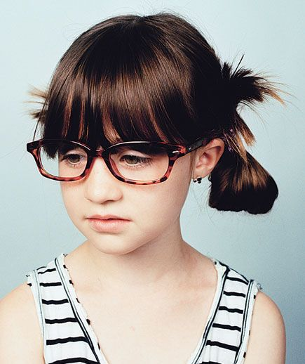 Swell 18 Cute Hairdos For Kids Kid I Want And Buns Short Hairstyles Gunalazisus