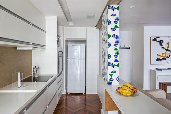 Galeria de Apartamento BSB / Semerene Arquitetura Interior - 6