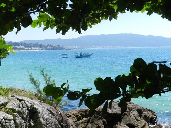 Praia de Bombinhas, SC