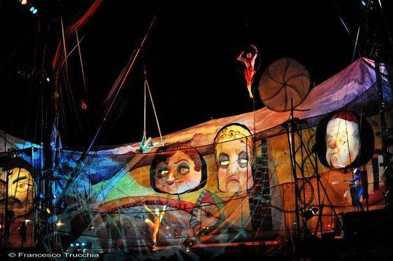 Caravan Stage Company | 2011 Tour photos