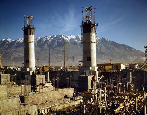 Geneva Steel, November 1942.