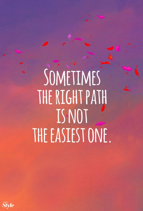 Grandmother Willow  Weekly Affirmation: The Right Path | Disney Style: