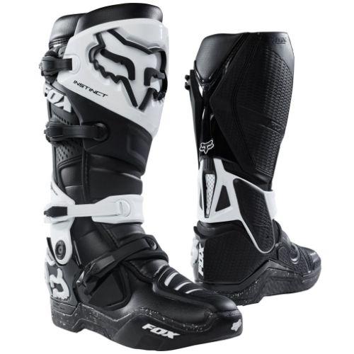 Fox Comp 3Y Jugend Motocross Stiefel 2