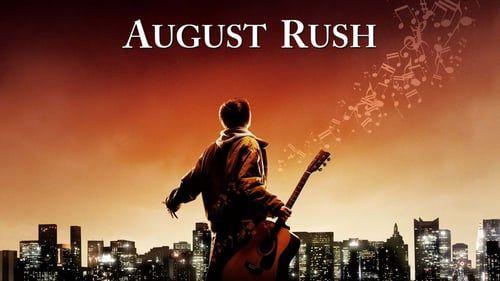 August Rush El Triunfo De Un Sueño Escucha Tu Destino El Triunfo De Un Sueño Peliculas Completas En Castellano August Rush