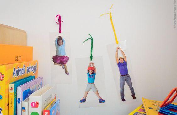 Puntos de libro | Separador de página | Marcador  de página #DIY #niños #libro…