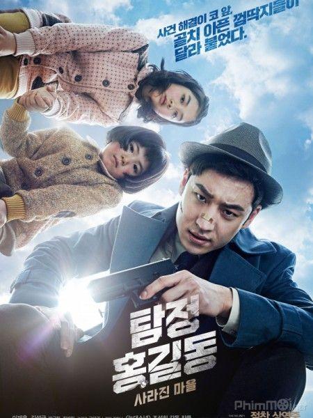Phim Thám tử tài năng / Thám tử Hong Gil Dong