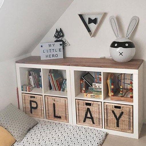IKEA HACKS | Kinder zimmer, Regal kinder, Kinderzimmer