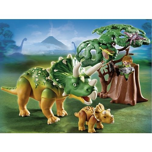 Dinosaure Playmobil