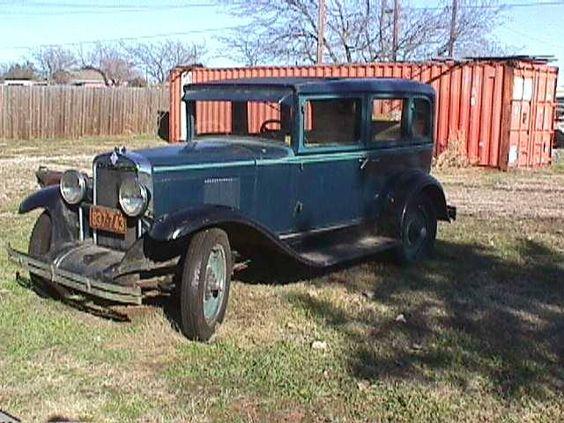 1929 chevrolet original four door for sale hemmings for Hemmings motor cars for sale