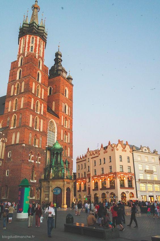 Coup de coeur à Cracovie Pologne, Blog du Dimanche