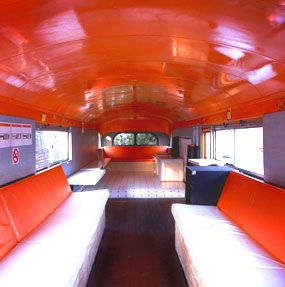 TEACHER BUS is a Biodiesel and Solar Powered Mobile Venue that offers Fieldtrips for Adults & Kids in San Francisco and San Diego. LIFE IS A FIELDTRIP!