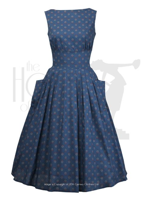 The High Days - 50s Day Dress