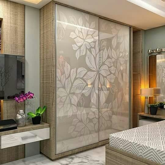 27 Patterned Glass Doors To Make Your Home Look Outstanding interiors homedecor interiordesign homedecortips