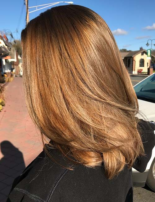 20 Gorgeous Light Brown Hair Color
