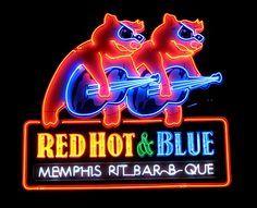 Red hot & blue BBQ bbqez.com