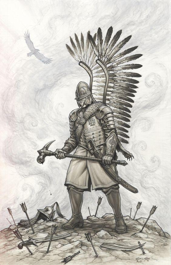 Polish Hussar Warrior