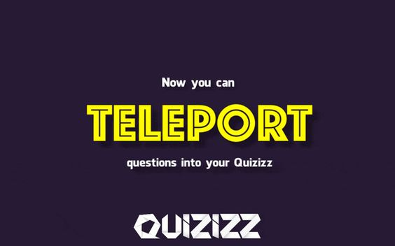 Quizizz Sign In ... enter each ...
