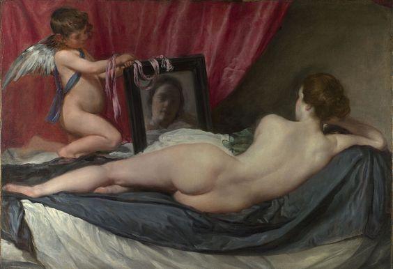 Venus del Espejo, de Velázquez