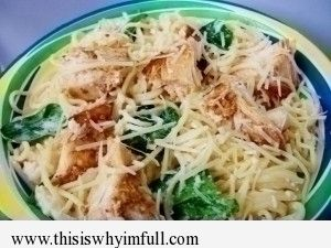 100 34688 300x225 Lemon Angel Hair with Chicken and Spinach