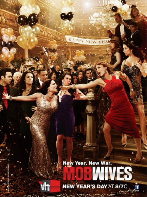 Crazy Bitches! #mobwives