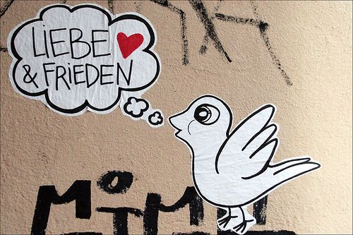 Liebe & Frieden ♥ | Flickr: Intercambio de fotos