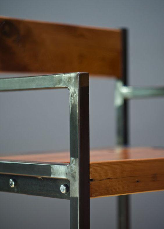 Taburete industrial taburete de barra taburete contrario - Taburetes de barra ...