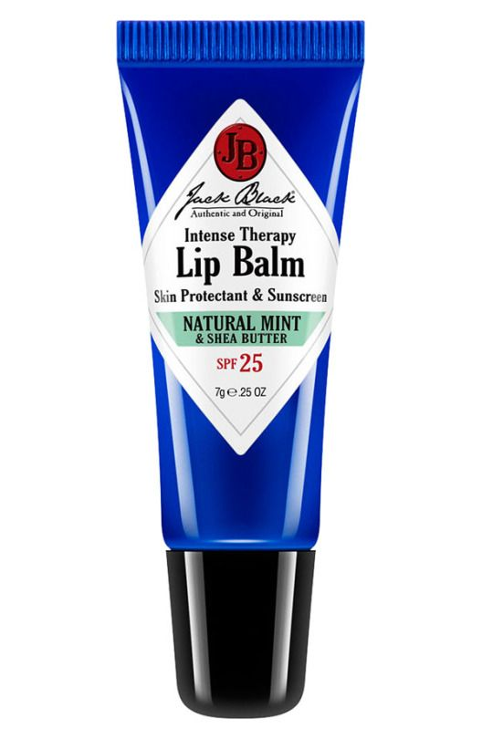 The best lip balm for severely chapped lips.