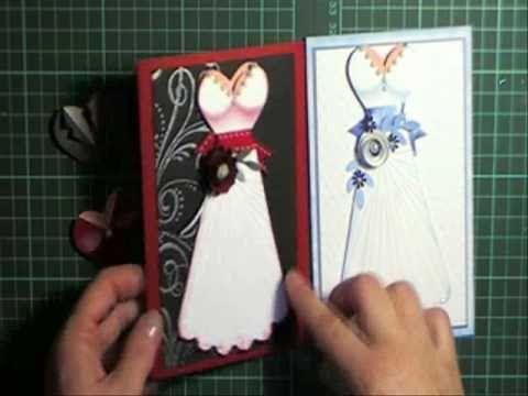 heart punch dress