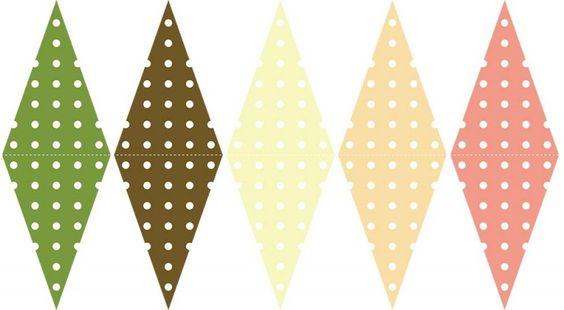 Dot-Flag-Garland-Sample