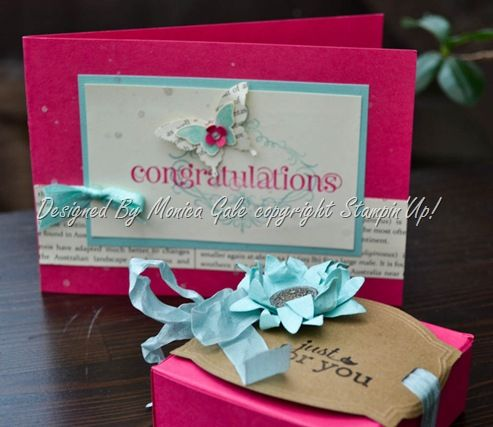 curly cute congrats  gift