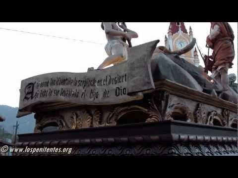 Jesus Sepultado de San Felipe viernes santo 2015 - YouTube