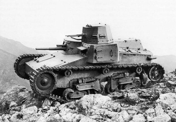 Ansaldo 10t/Carro di Rottura 10t (Vickers-Terni 37 mm L/40) | por Panzer DB