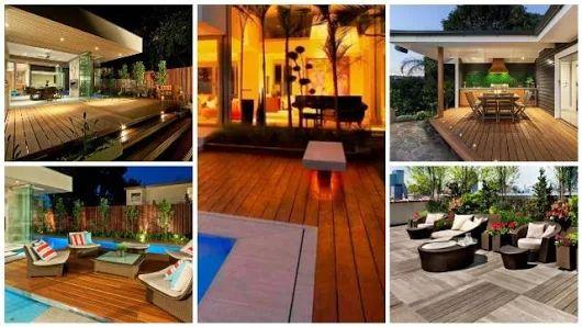 DECKS REMOVÍVEIS De solução simples os decks removíveis transformam terraços em extensões de ambientes com um luxo extra, trazendo um clima de casa para o seu apartamento. De fácil execução, mantém o piso original do imóvel e permitem manutenção e limpeza da área. Solicite um orçamento em luizcurto.wix.com/luizcurto