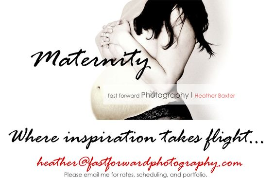 maternity photography by heather baxter