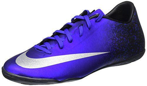 Nike Herren Mercurial Victory V CR IC Fußballschuhe, Blau (Deep Royal Blue/Metallic Silver-Racer Blue-Blue), 40 EU - http://on-line-kaufen.de/nike/40-eu-nike-herren-mercurial-victory-v-cr-ic