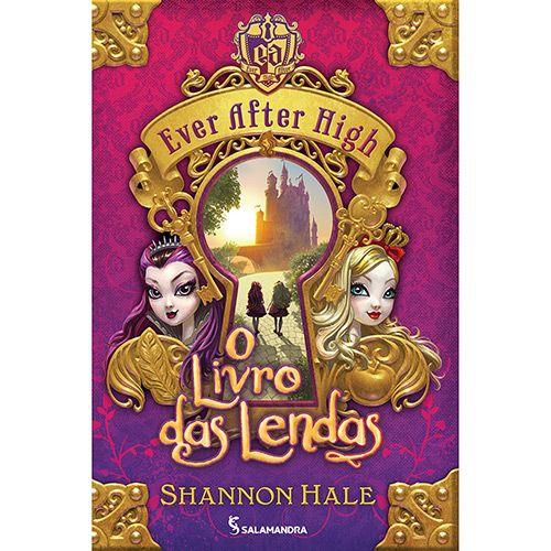 Eu acabei de ler o livro de EAH O Livro Das Lendas, nele a Apple e a Raven vão investigar uma tal de Bella Sister que não assinou o livro e niguém sabe dela...Eu recomendo!