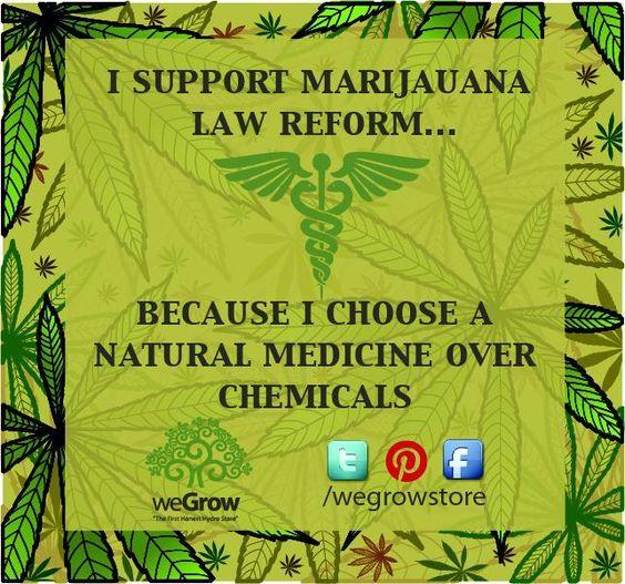 Natural Medicine Not Chemicals
