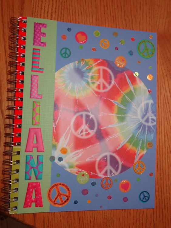 All my daughter's friend wanted for her 11th birthday was more journaling and drawing paper.  So we bought some journals and personalized the cover.  She was thrilled!