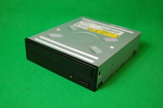 Hitachi-LG Data Storage DH10N DVD-ROM Laufwerk Drive SATA CD/DVD+-R/RW 16x black