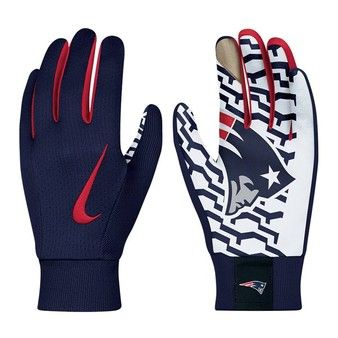 Nike Stadium Gloves | New England Patriots | Pinterest | Nike and ...