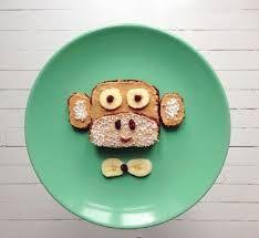 Resultado de imagem para kids food art