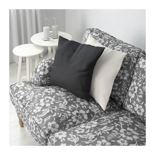STOCKSUND 3-zitsbank - Hovsten grijs/wit, lichtbruin - IKEA