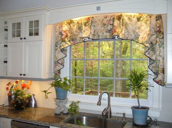 martha stewart diy window treatments | 4 | Pinterest | Window ...