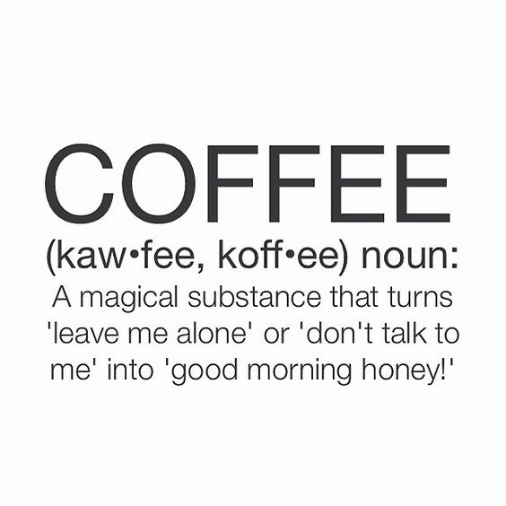 """""""Good morning honeys! Have you had your dose of caffeine this morning? ❤️☕️ #coffee #goodmorning #awake #happy #tuesday #letsdothis #winter"""""""