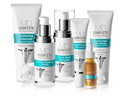 Md Complete Skincare Marie Osmond Regimen Skin Cream Anti Aging Best Anti Aging Creams Healthy Skin Cream