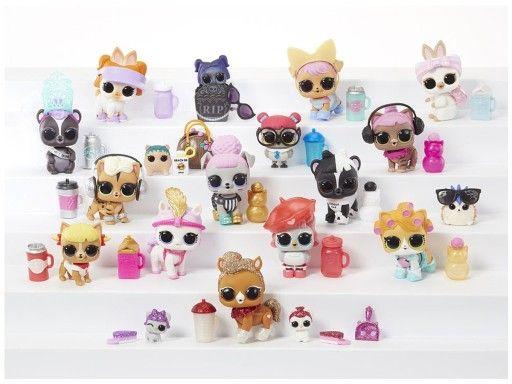Lol Surprise Pets Eye Spy Zwierzatko 7 Warstw 7476680880 Oficjalne Archiwum Allegro Lol Dolls Pet Ball Toys Gift