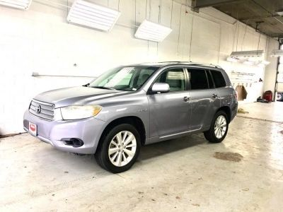 2008 Toyota Highlander Hybrid Blue Suv 4 Doors 7996 To View More Details Go To Https Www Growauto Toyota Highlander Hybrid Toyota Highlander Suv