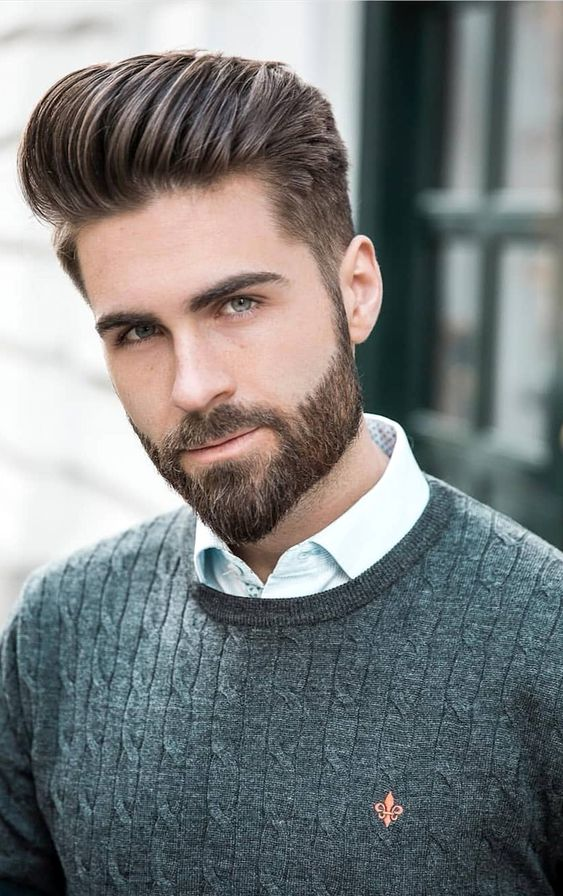 The Best Hairstyle For A Guy According To His Face Shape.  Our hair is not just a tool to protect our face from dust and the wind. It's an accessory that frames and highlights our facial features. For this reason, no matter how handsome or attractive you are, having a haircut that doesn't really match your face won't look good.  Haircuts for men.